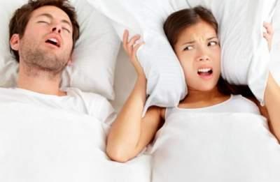 Названы самые опасные последствия ночного храпа
