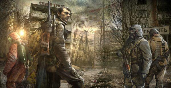 Stalker - одна из лучших игр